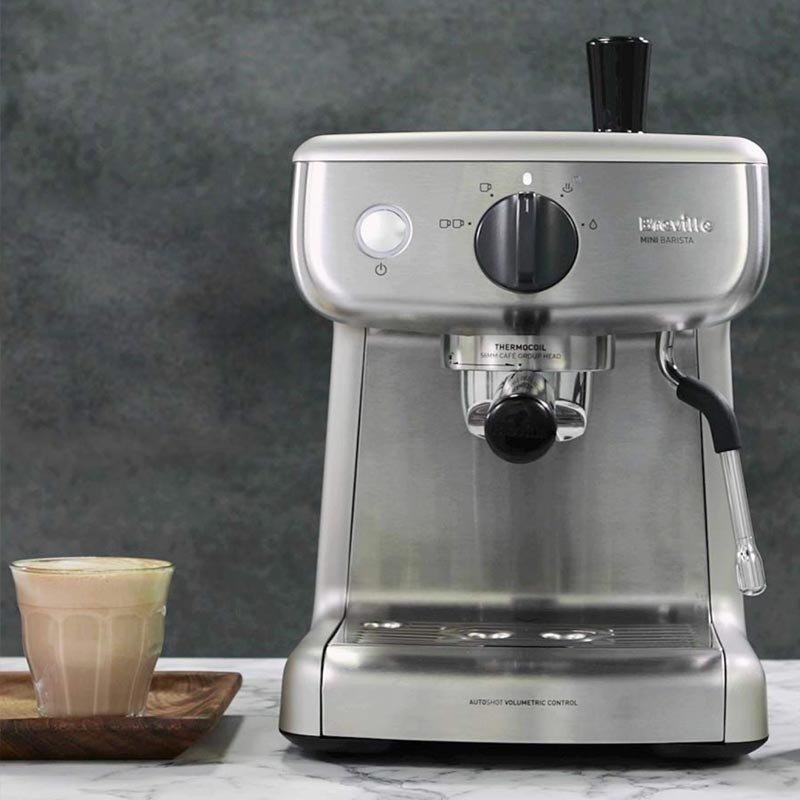 Diferentes tipos de cafeteras: cafetera expresso