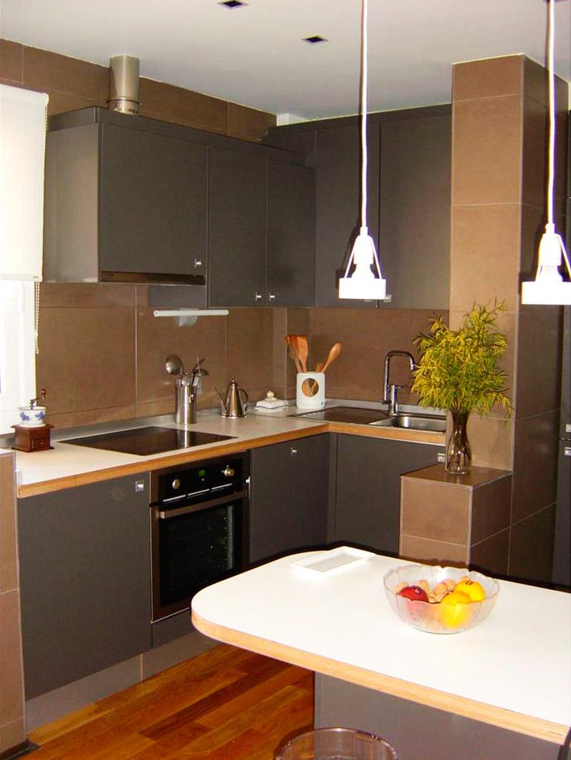Reformas integrales de cocinas en Donostia