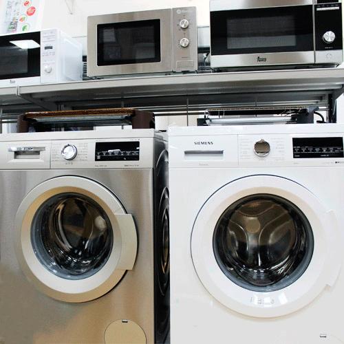 Venta y reparación de lavadoras en Donostia