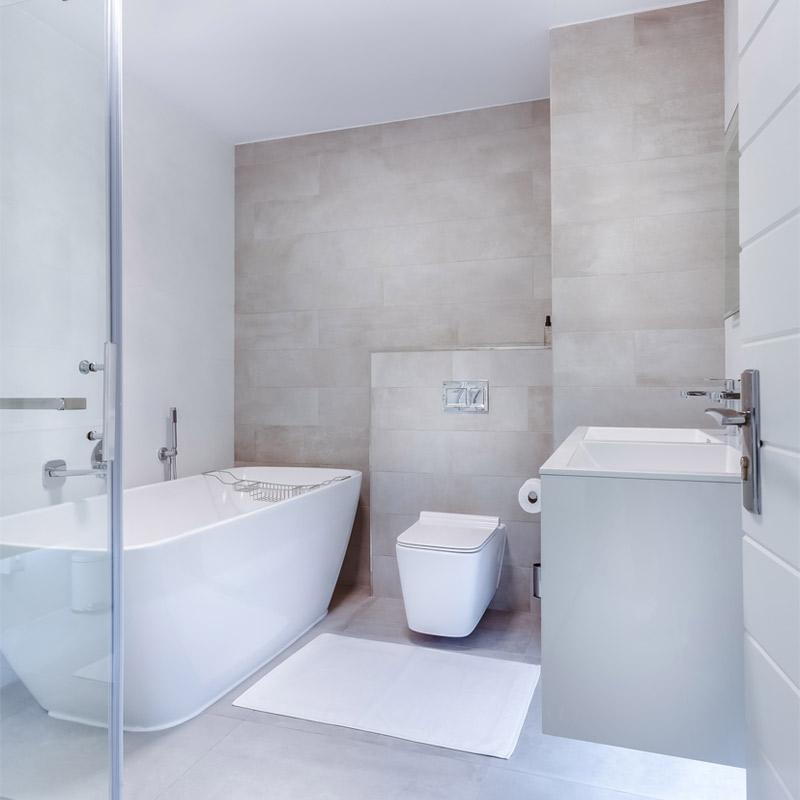 Reforma y diseño de baños en Gipuzkoa