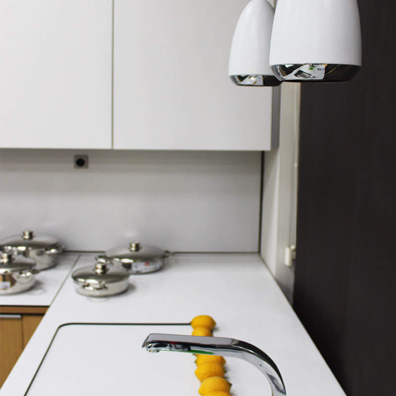 Proyectos de iluminación en interiorismo para cocinas en Donostia