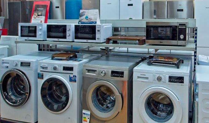 Venta de lavadoras en Donostia